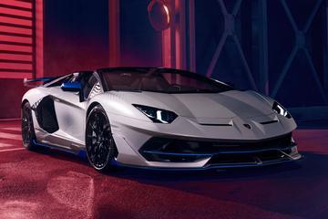 Lamborghini Aventador SVJ Xago is gelimiteerd feestnummer