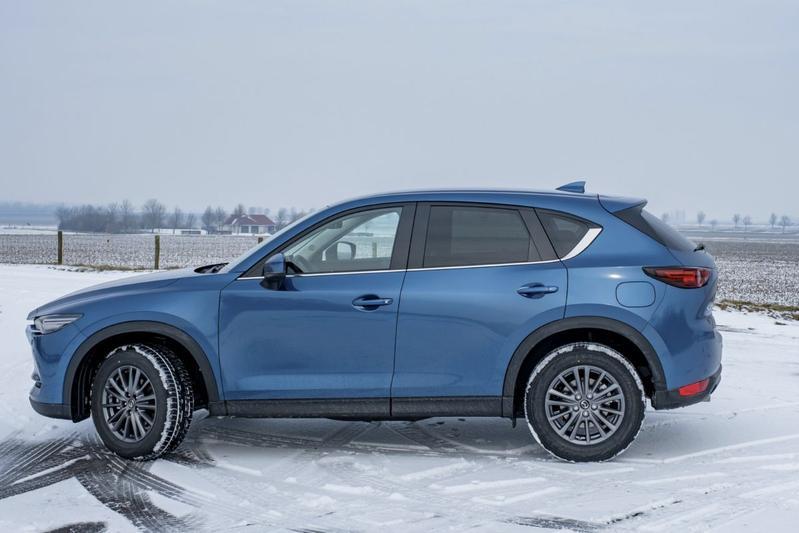 Mazda CX-5 SkyActiv-G 165 TS+ (2018)