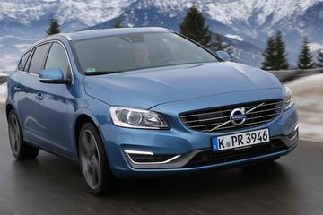 Nieuwe D2 ook voor Volvo S60 en V60