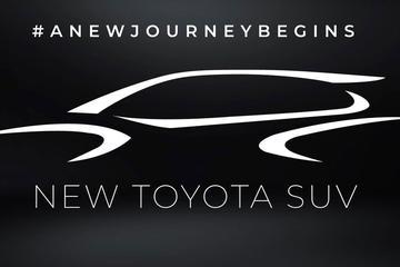 Toyota kondigt nieuwe cross-over aan