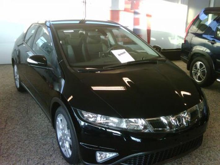 Honda Civic 2.2i-CTDi Sport (2009)
