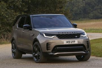 'Volgende Land Rover Discovery ook als EV'