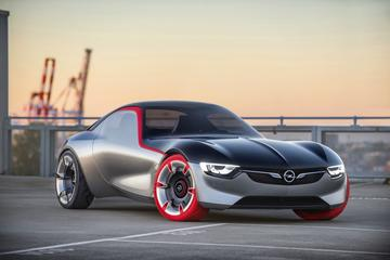 Opel GT Concept onthuld!