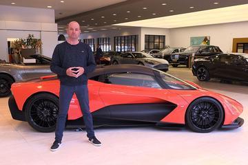Aston Martin Valhalla - eerste kennismaking