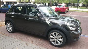 Mini Countryman One Champ Edition (2014)