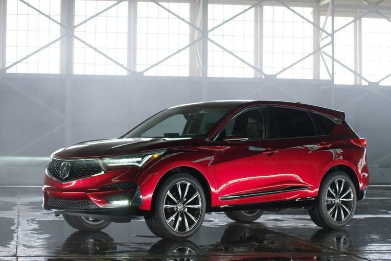 Officieel: Acura RDX Prototype