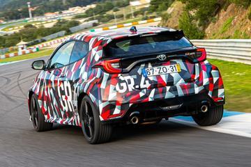 Toyota GR Yaris - Eerste rijtest