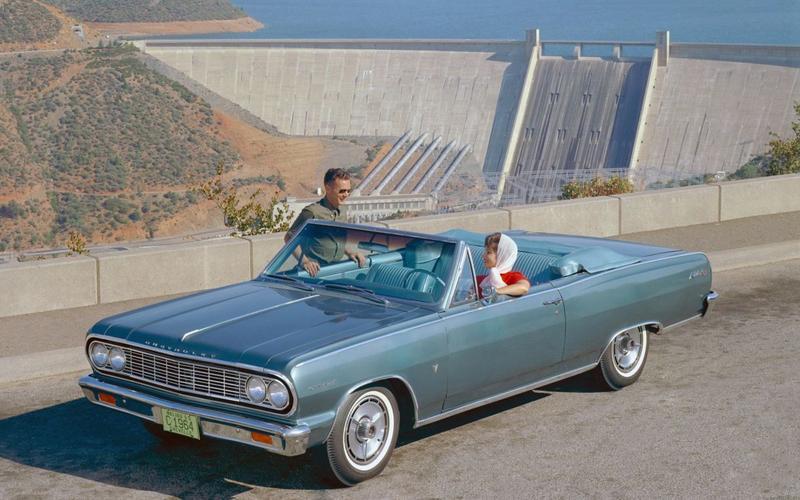 Chevrolet Malibu breekt door 10 miljoen-grens