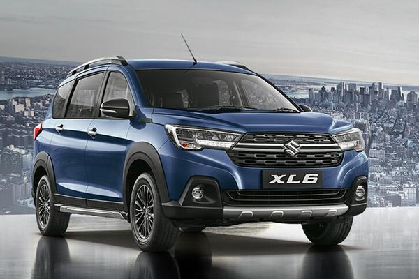 Suzuki onthult XL6