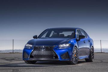 Ruim anderhalve ton voor Lexus GS F