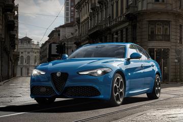 Alfa Romeo Giulia Veloce ook met vierwielaandrijving