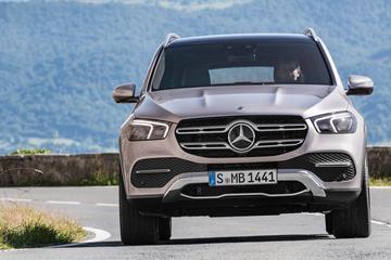 Mercedes-Benz prijst de GLE