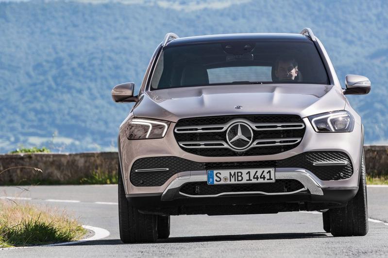 2018 Mercedes-Benz GLE-klasse