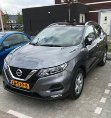 Nissan Qashqai DIG-T 160 Acenta (2019)