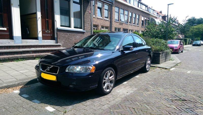 Volvo S60 2.5T Drivers Edition (2008)