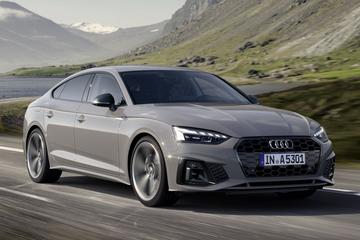 Audi A5 krijgt nieuwe mild-hybrid benzinemotor