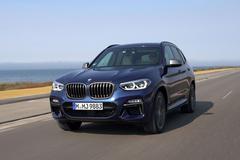 BMW X3 - Rij-impressie
