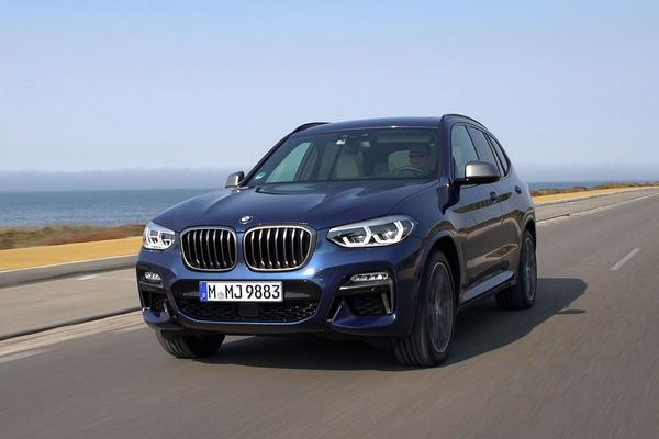 Video: BMW X3 - Rij-impressie