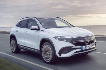 Test: Mercedes-Benz EQA
