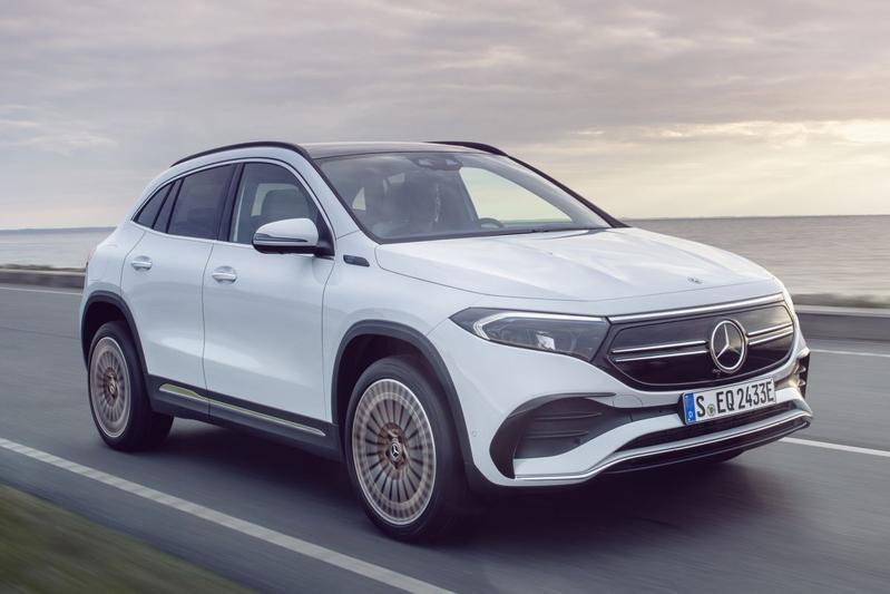 Test: Mercedes-Benz EQA