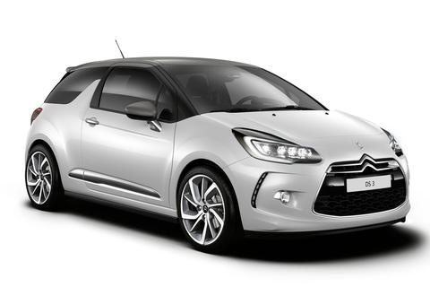 citroen ds3 thp 165 sport chic specificaties. Black Bedroom Furniture Sets. Home Design Ideas