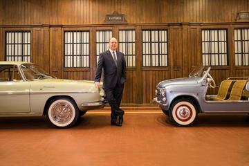 De auto's van Albert II