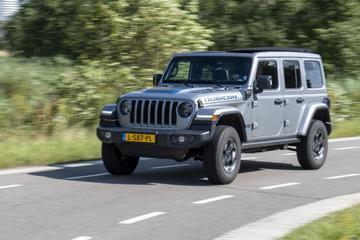 Jeep Wrangler 4xe - Achteruitkijkspiegel