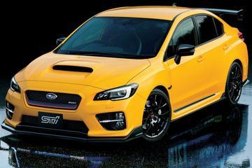 Subaru laat WRX STI S207 los