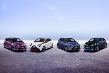 Prijzen gefacelifte Toyota Aygo bekend