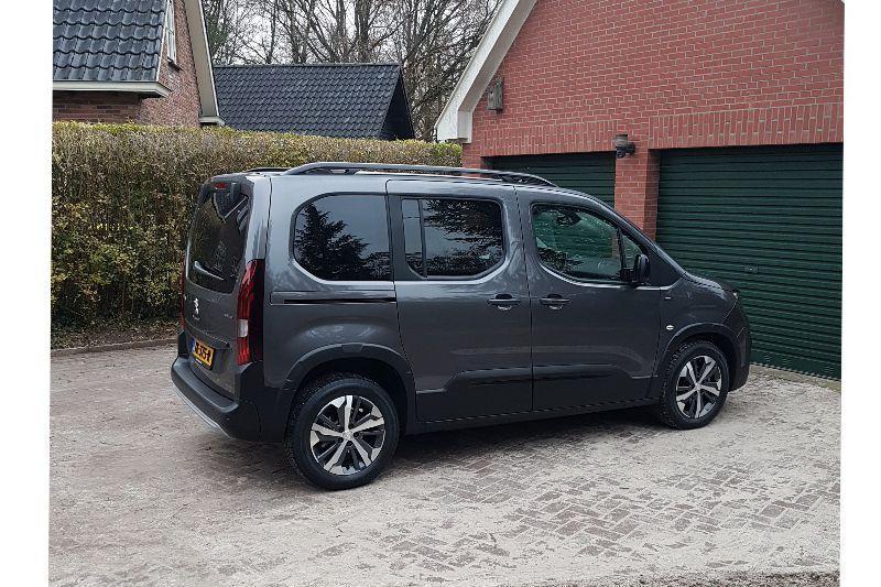 Peugeot Rifter Bas van Putten