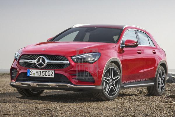 Blik to the Future: Mercedes-Benz GLA