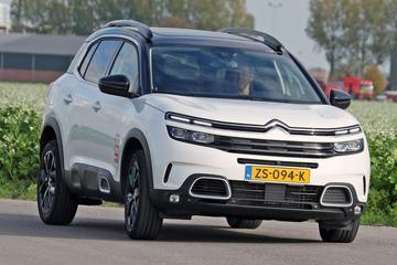 Citroën C5 Aircross - Afscheid duurtest