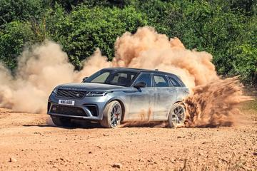 Range Rover Velar SV Autobiography Dynamic - Eerste rijtest