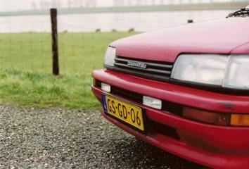 Daihatsu Charade 1.3i TX Special (1993)