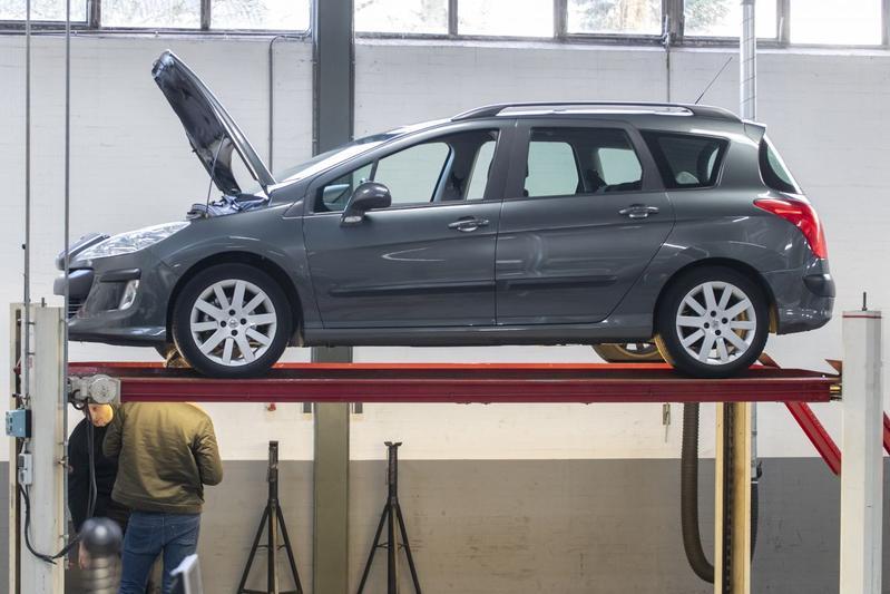 Klokje rond: Peugeot 308 SW 1.6 e-HDi - 2011 - 505.961 km