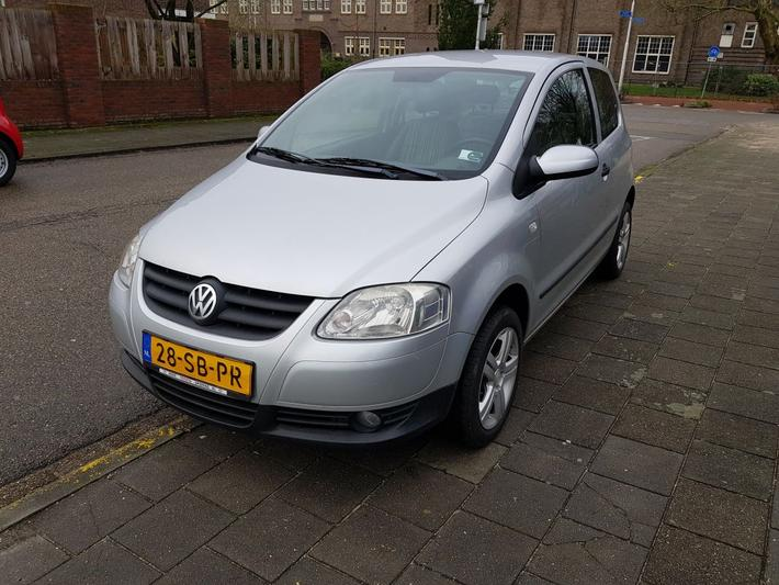 Volkswagen Fox 1.4 (2005)