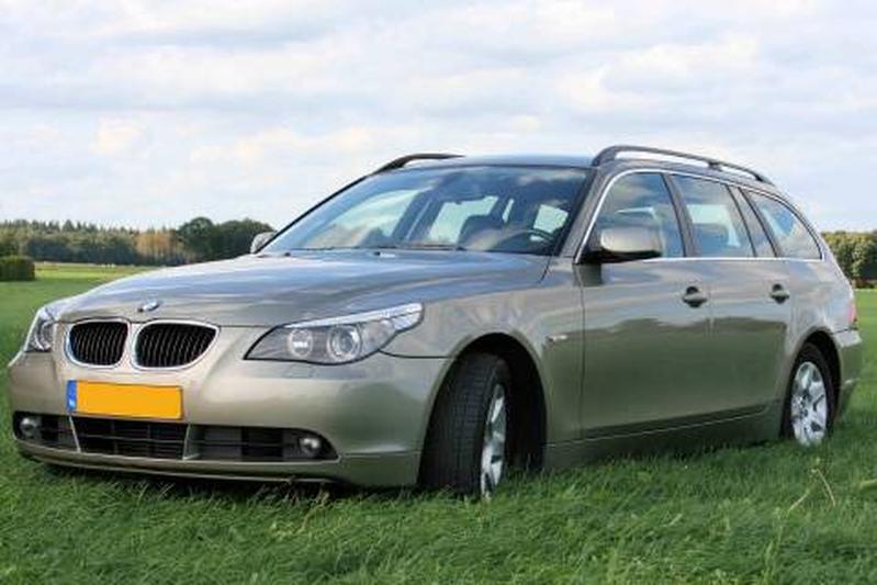 BMW 525d Touring Executive (2004) #3