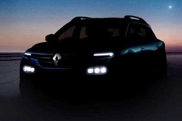 Nieuwe cross-over van Renault in beeld