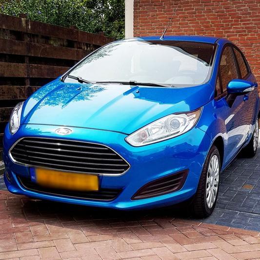Ford Fiesta 1.0 65pk Style Essential (2016)