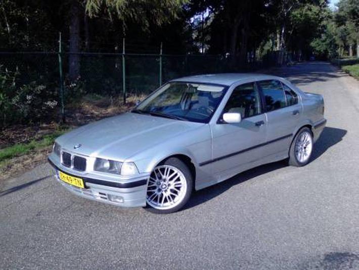 BMW 320i (1991) #3
