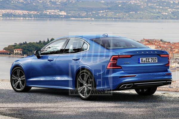 Volvo S60 niet beschikbaar met dieselmotor