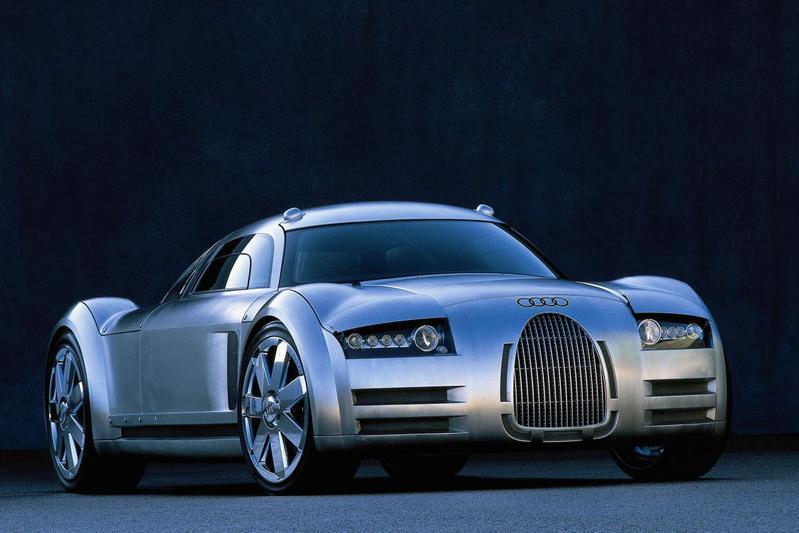 Audi 'heeft interesse' in hypercar