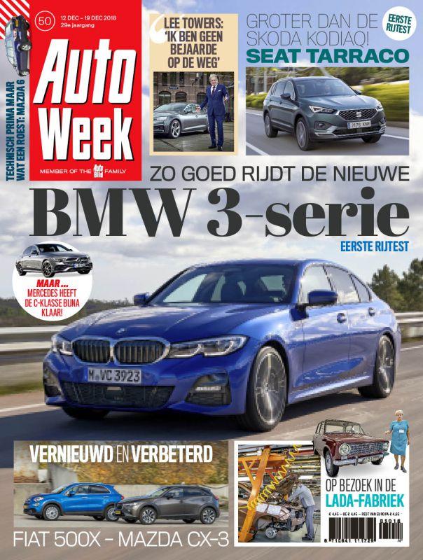 AutoWeek 50 2018