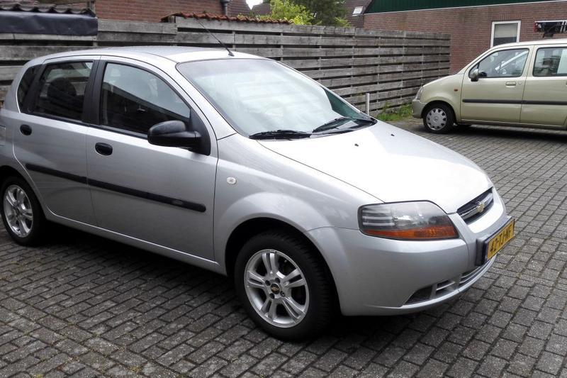 Chevrolet Kalos 1.2 Pure (2006)