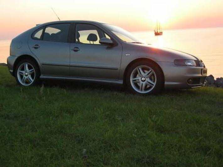 Seat Leon 1.8 20VT Topsport (2004)