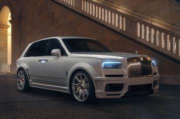 Rolls-Royce Cullinan volgens Spofec
