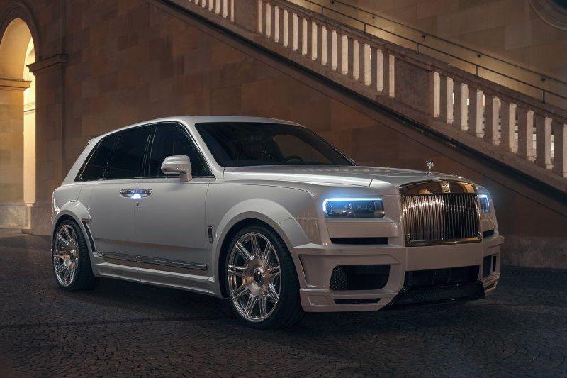 Rolls-Royce Cullinan Spofec