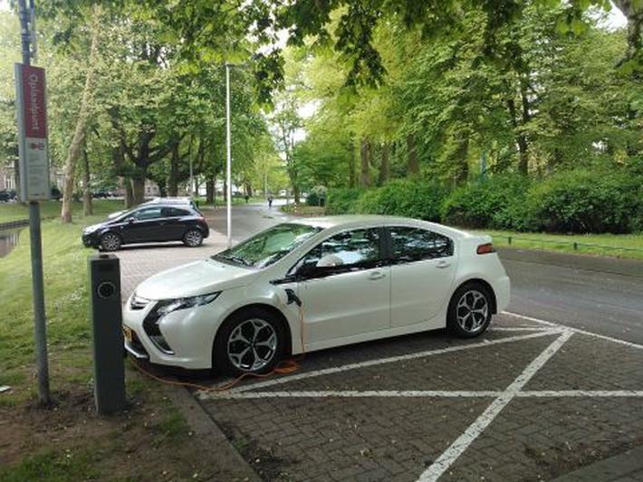 Opel Ampera (2012) #5
