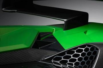 Opnieuw stukje Lamborghini Aventador SVJ in beeld