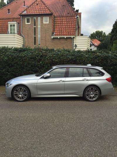 BMW 340i xDrive Touring M Sport Edition (2015)